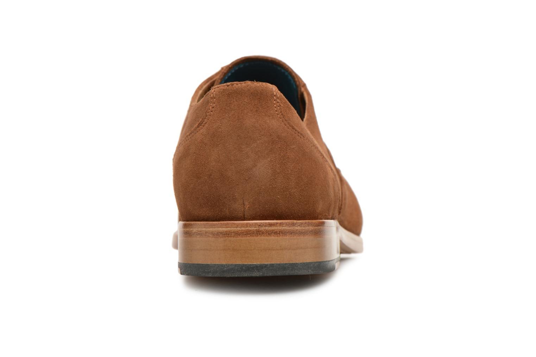 Chaussures à lacets Paul Smith Tompkins Marron vue droite