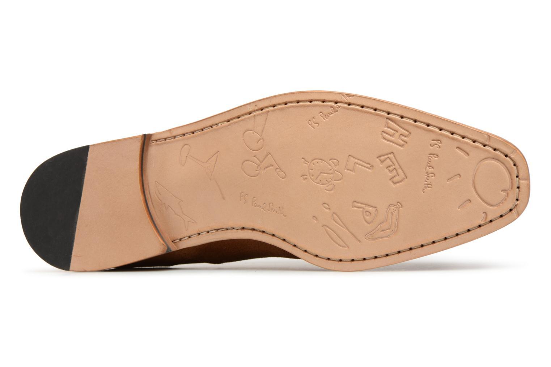 Chaussures à lacets Paul Smith Tompkins Marron vue haut