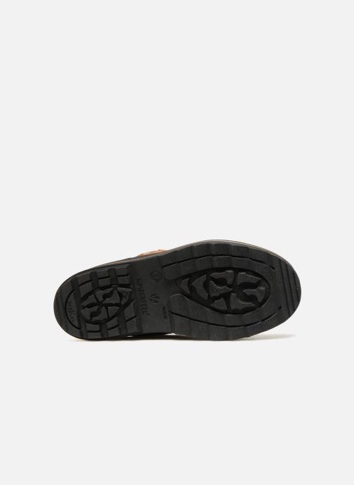 Zapatillas de deporte Kimberfeel BEKER Marrón vista de arriba
