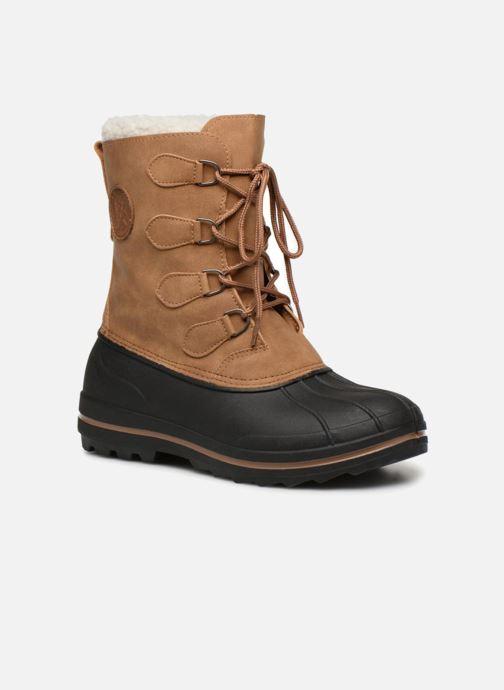 Chaussures de sport Kimberfeel BEKER Marron vue détail/paire