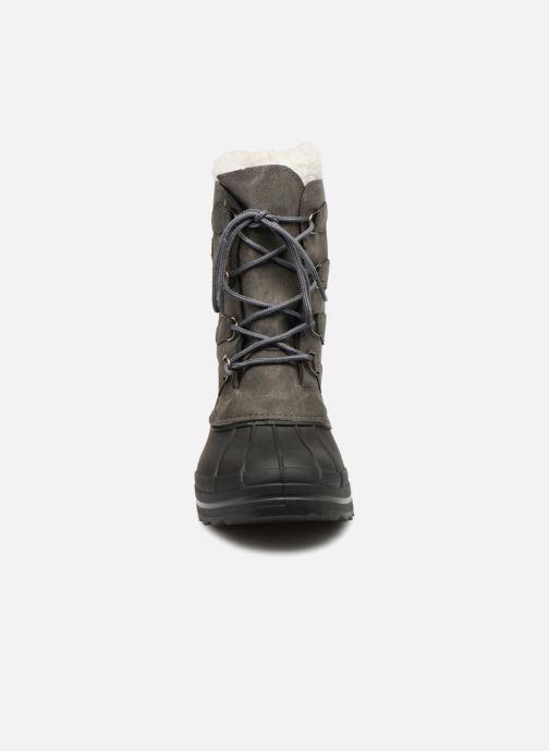 Chaussures de sport Kimberfeel BEKER Gris vue portées chaussures