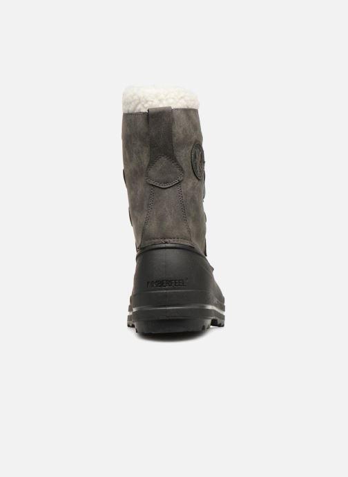 Zapatillas de deporte Kimberfeel BEKER Gris vista lateral derecha
