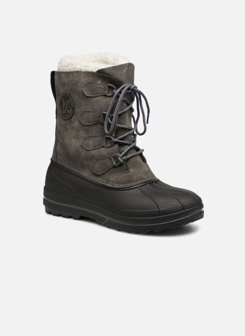 Chaussures de sport Kimberfeel BEKER Gris vue détail/paire