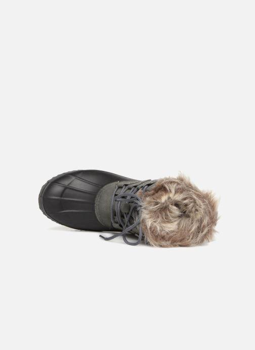 Zapatillas de deporte Kimberfeel NITA Gris vista lateral izquierda