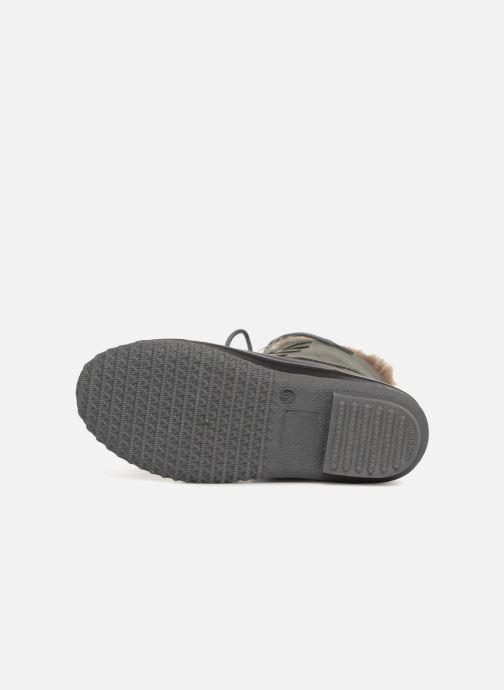 Zapatillas de deporte Kimberfeel NITA Gris vista de arriba