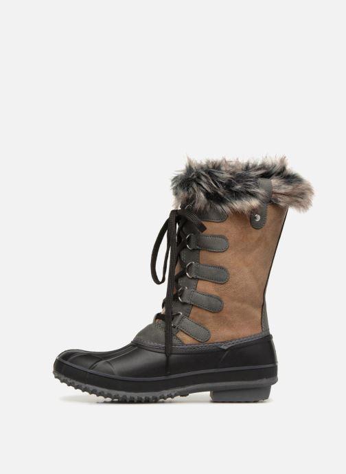 Chaussures de sport Kimberfeel ODESSA Marron vue face