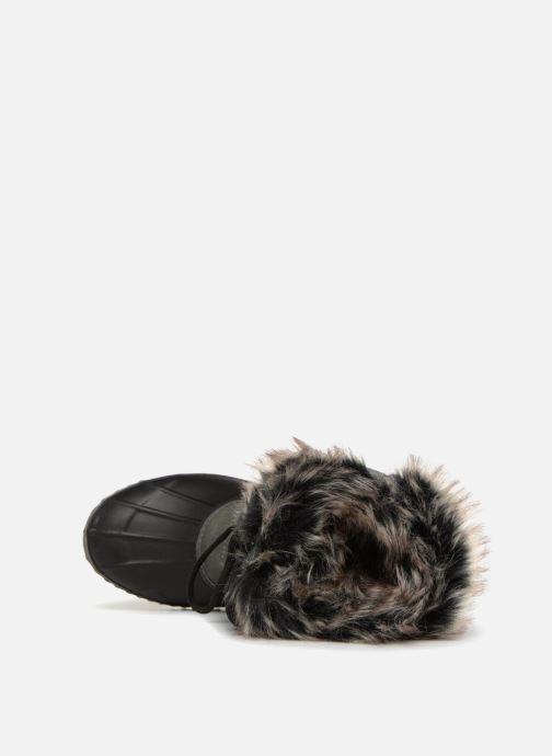 Chaussures de sport Kimberfeel ODESSA Marron vue gauche