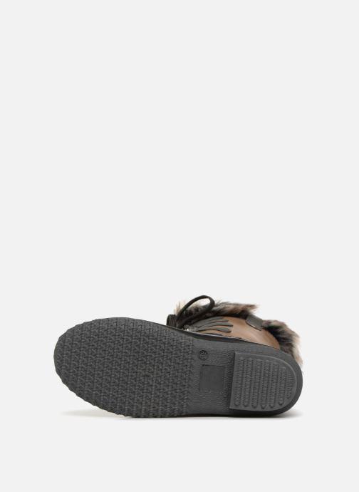 Chaussures de sport Kimberfeel ODESSA Marron vue haut