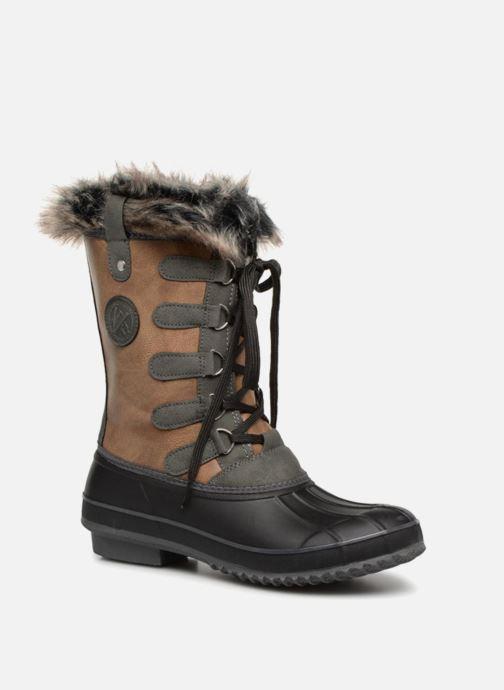 Chaussures de sport Kimberfeel ODESSA Marron vue détail/paire