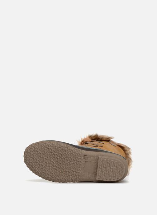 Chaussures de sport Kimberfeel ODESSA Beige vue haut