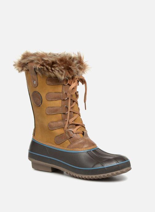 Chaussures de sport Kimberfeel ODESSA Beige vue détail/paire