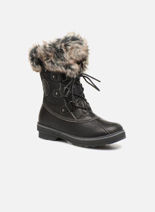 Bottines et boots Kimberfeel CAMILLE Noir vue détail/paire