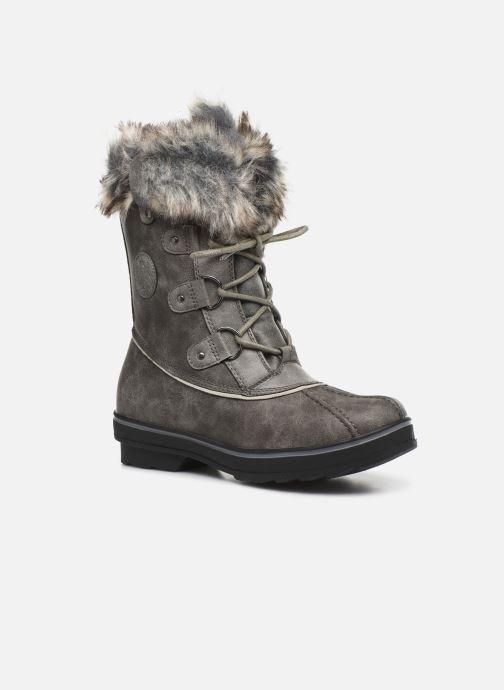 Bottines et boots Kimberfeel CAMILLE Gris vue détail/paire