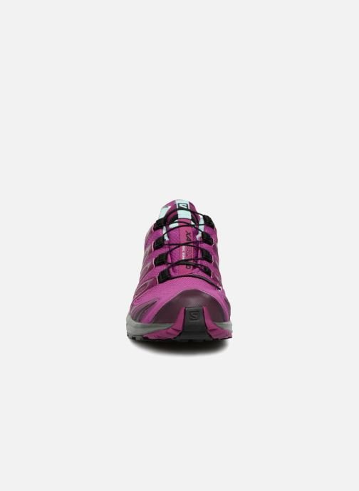 Zapatillas de deporte Salomon XA PRO 3D GTX® W Violeta      vista del modelo