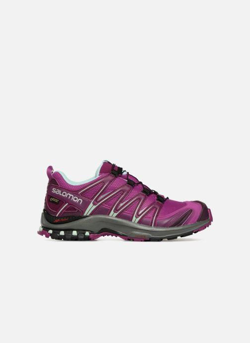 Chaussures de sport Salomon XA PRO 3D GTX® W Violet vue derrière