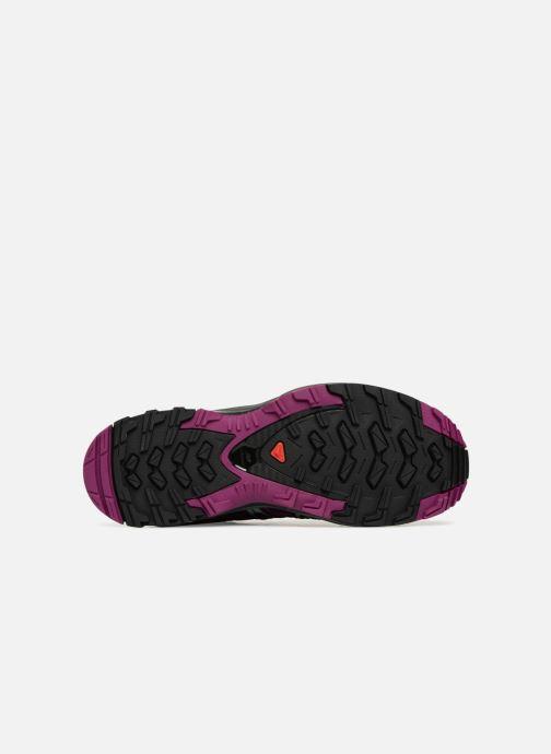 Chaussures de sport Salomon XA PRO 3D GTX® W Violet vue haut