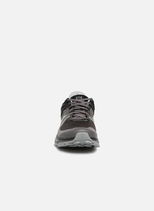 Chaussures de sport Salomon TRAILSTER GTX® Noir vue portées chaussures