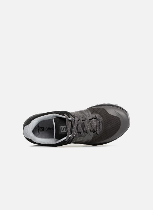 Chaussures de sport Salomon TRAILSTER GTX® Noir vue gauche