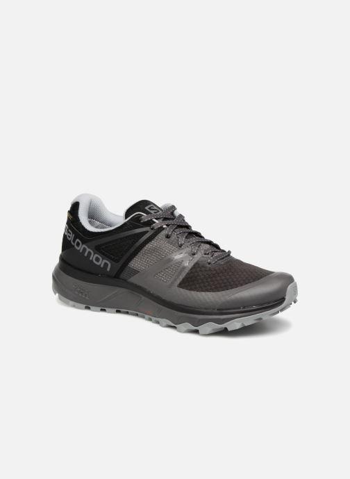 Chaussures de sport Salomon TRAILSTER GTX® Noir vue détail/paire