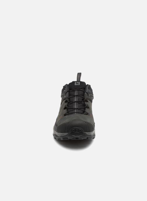 Chaussures de sport Salomon X ULTRA 3 LTR GTX® Noir vue portées chaussures