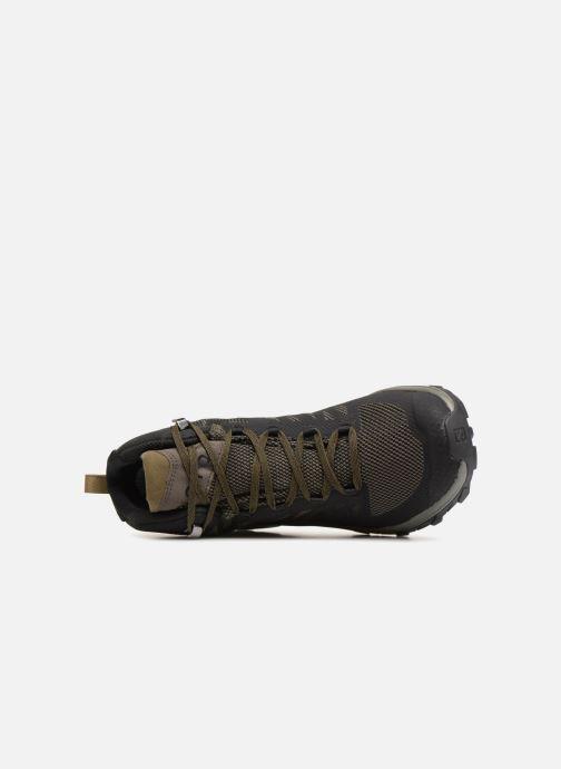 Chaussures de sport Salomon OUTline Mid GTX® Noir vue gauche