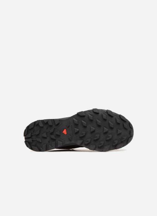 Chaussures de sport Salomon OUTline Mid GTX® Noir vue haut