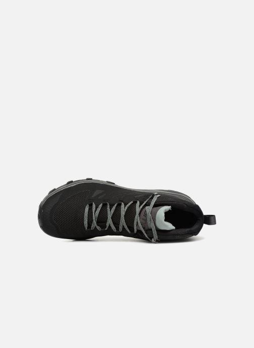 Zapatillas de deporte Salomon OUTline Mid GTX® W Negro vista lateral izquierda