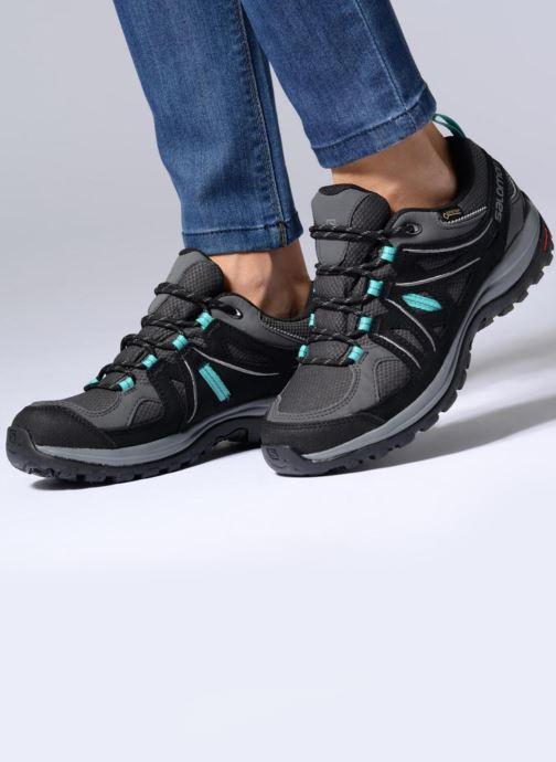 Sportschoenen Salomon ELLIPSE 2 GTX® W Zwart onder