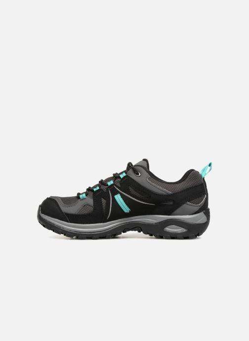 Sportschoenen Salomon ELLIPSE 2 GTX® W Zwart voorkant