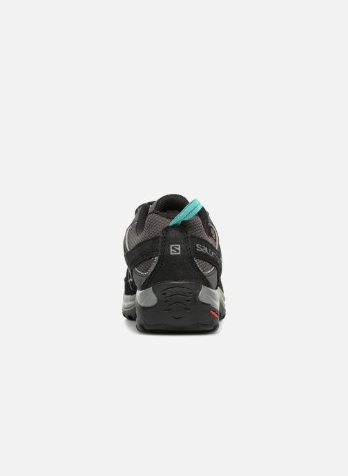 Sportschoenen Salomon ELLIPSE 2 GTX® W Zwart rechts