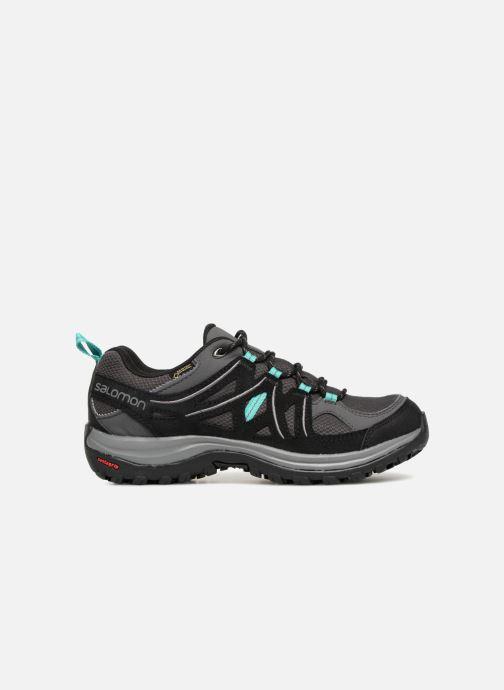 Sportschoenen Salomon ELLIPSE 2 GTX® W Zwart achterkant