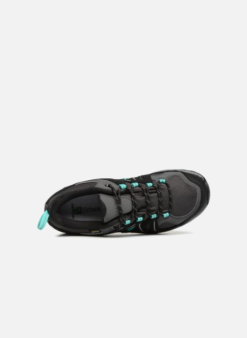 Sportschoenen Salomon ELLIPSE 2 GTX® W Zwart links