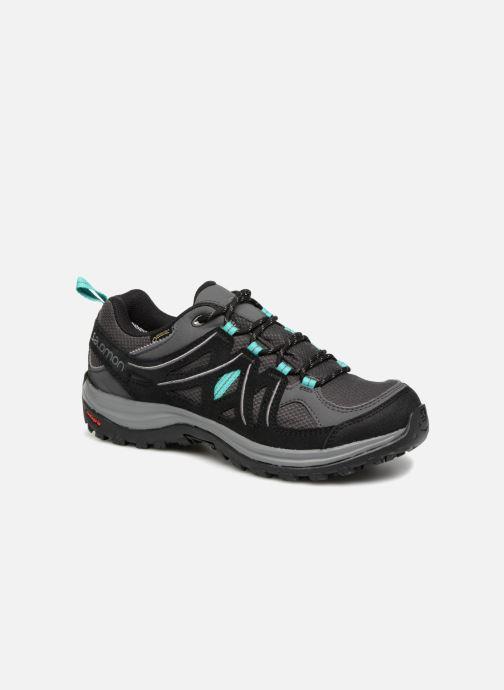 Sportschoenen Salomon ELLIPSE 2 GTX® W Zwart detail