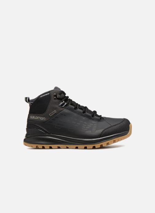 Chaussures de sport Salomon KAÏPO CS WP 2 Noir vue derrière