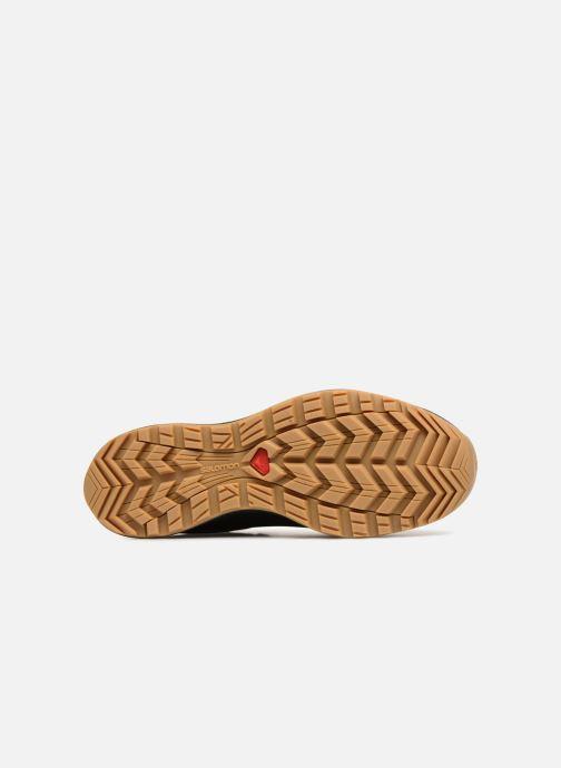 Chaussures de sport Salomon KAÏPO CS WP 2 Noir vue haut