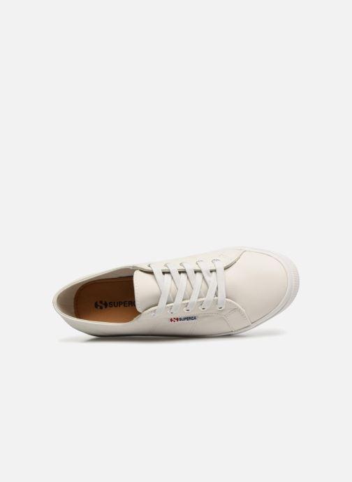 Sneakers Superga 2730 Nappa Lea U Wit links