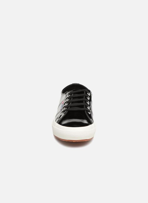 Sneakers Superga 2750 Lea Patent W Zwart model