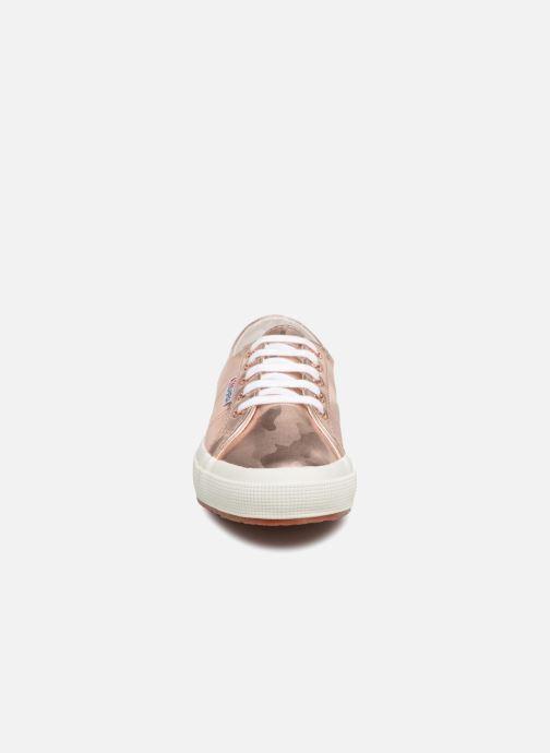Sneakers Superga 2750 Army Chrom W Roze model