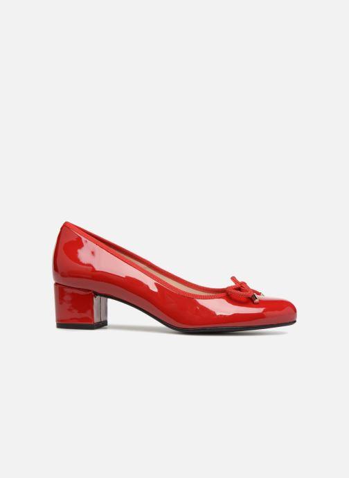 High heels Georgia Rose Staci Soft Red back view