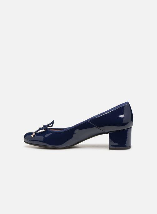 Zapatos de tacón Georgia Rose Staci Soft Azul vista de frente
