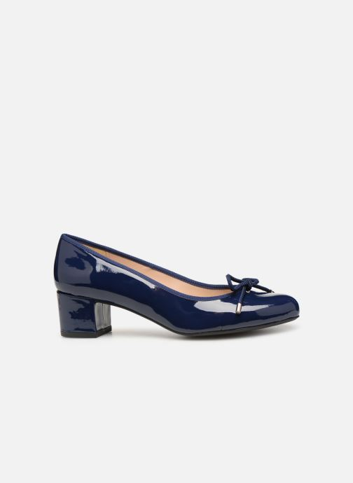 Zapatos de tacón Georgia Rose Staci Soft Azul vistra trasera