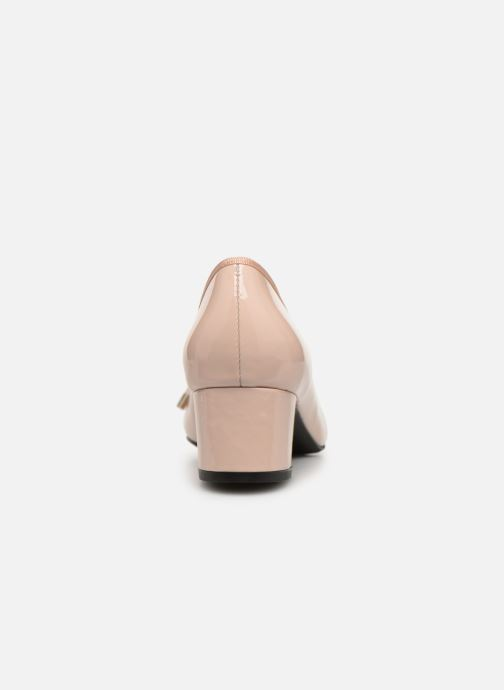 Zapatos de tacón Georgia Rose Staci Soft Beige vista lateral derecha