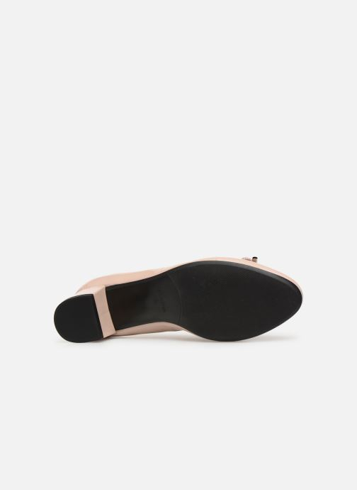 Zapatos de tacón Georgia Rose Staci Soft Beige vista de arriba