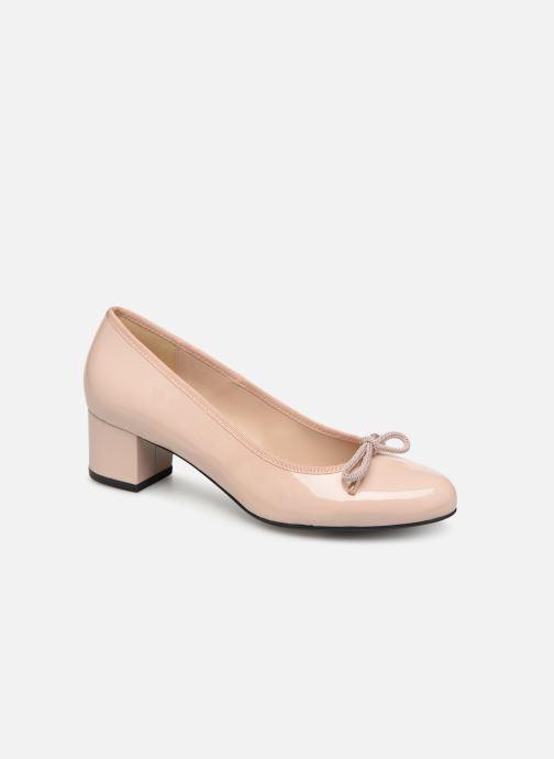 Zapatos de tacón Georgia Rose Staci Soft Beige vista de detalle / par
