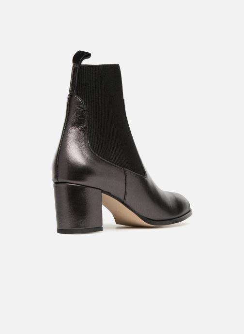 Bottines et boots Made by SARENZA Busy Girl Bottines à Talons #3 Noir vue face