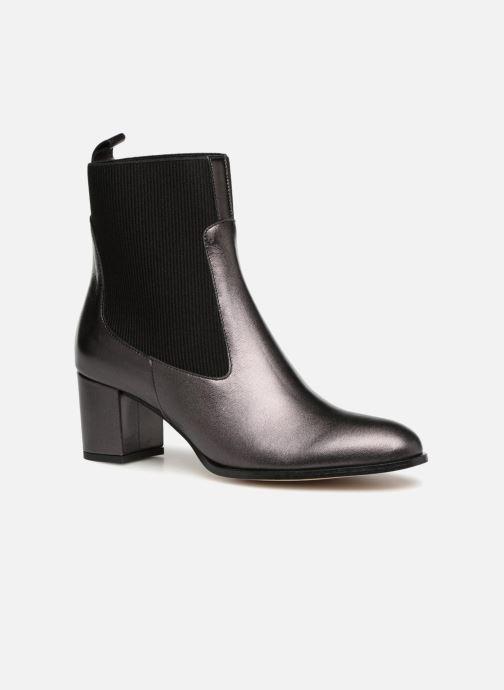 Bottines et boots Made by SARENZA Busy Girl Bottines à Talons #3 Noir vue droite