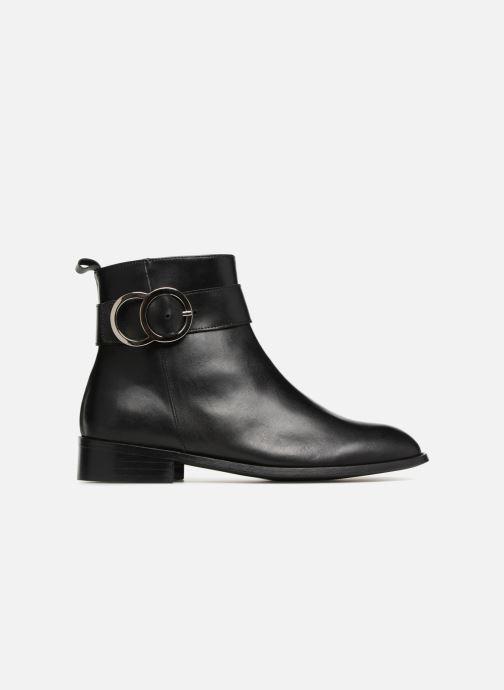 Bottines et boots Made by SARENZA Busy Girl Bottines Plates #2 Noir vue détail/paire