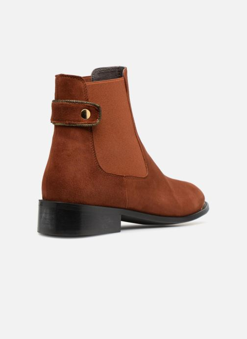 finest selection 8d303 7069a ... Made Made Made by SARENZA Busy Girl Bottines Plates  3 (Marron) -  Bottines ...