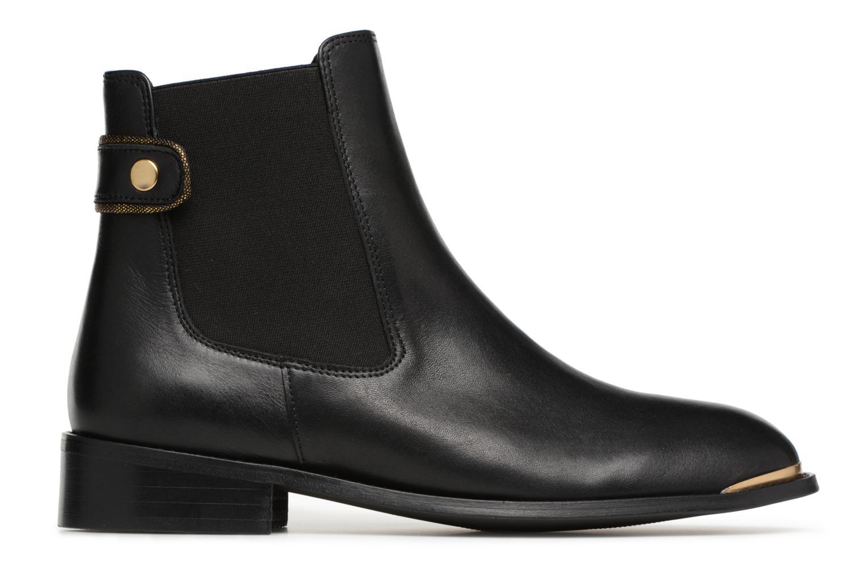 Bottines et boots Made by SARENZA Busy Girl Bottines Plates #3 Noir vue détail/paire