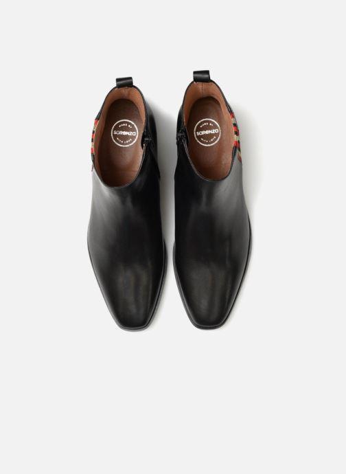 Stiefeletten & Boots Made by SARENZA Busy Girl Bottines Plates #5 schwarz schuhe getragen